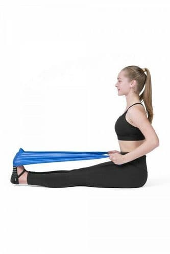 BLOCH Resistance Band Latex Strengthening Resistance Training Exercise Band